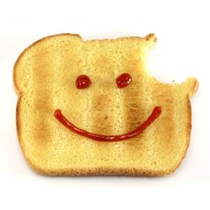 colazione_pane tostato_smile