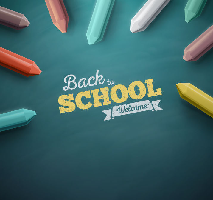 Welcome back to school, eps 10