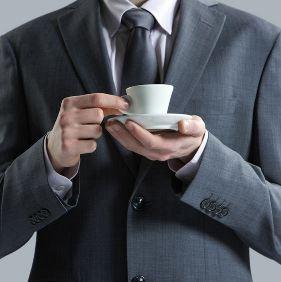 affari a colazione