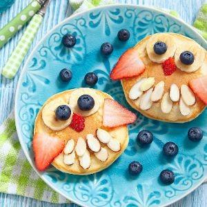 colazione bambini_pancakes